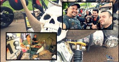 Aniversário do Kenneth Matos Presidente dos Skulls Motorcycles Brasil – Confira a galeria de fotos.