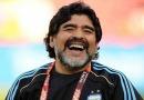 Morre Diego Armando Maradona, uma das maiores lendas do futebol mundial