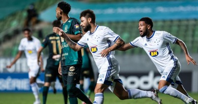 Cruzeiro supera América-MG na Série B